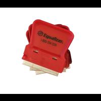 Equalizer Mini Scraper tuulilasihartsin kaavin, 6 kpl