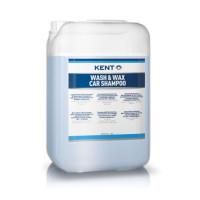 KENT Wash & Wax shampoo, 5 litraa